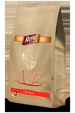 Bean Coffee Crema - Rene Cafe