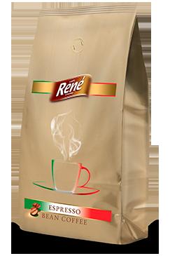 Bean Coffee Espresso - Rene Cafe