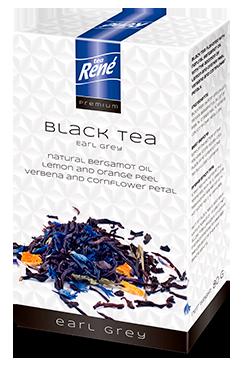 Leaf Tea Earlgrey - Rene Cafe