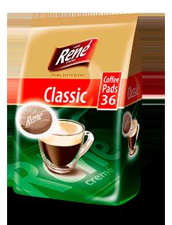 Coffee Pads Classic 36 - Rene Cafe