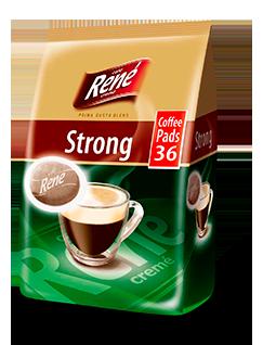 Coffee Pads Strong 36 - Rene Cafe