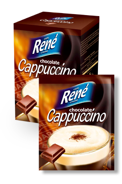 Cappuccino Chocolate - Rene Cafe