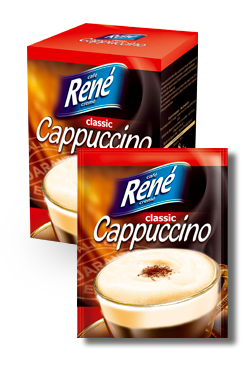 Cappuccino Classic - Rene Cafe