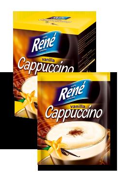 Cappuccino Vanilla - Rene Cafe